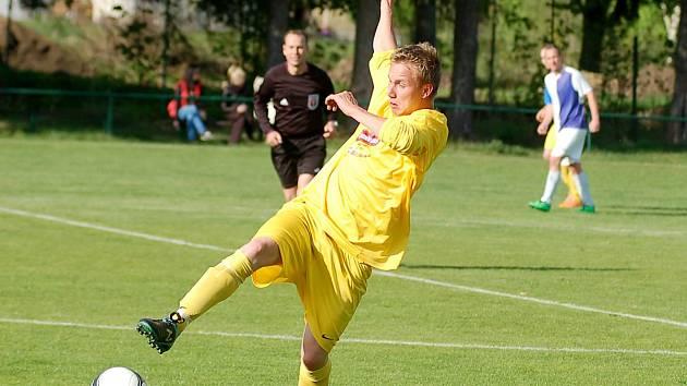 I. A třída: Žlutice si s Hroznětína odvezly výhru 3:1.