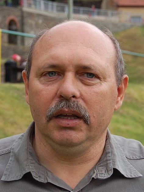 Miroslav Dorňák, starosta Chyše