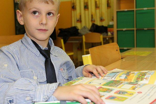 Žáci 1.AZákladní školy Dukelských hrdinů, Karlovy Vary
