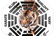 Logo Karate Tygr Karlovy Vary.