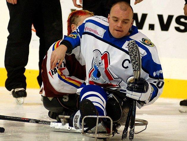 Jiří Berger, kapitán SKV Sharks