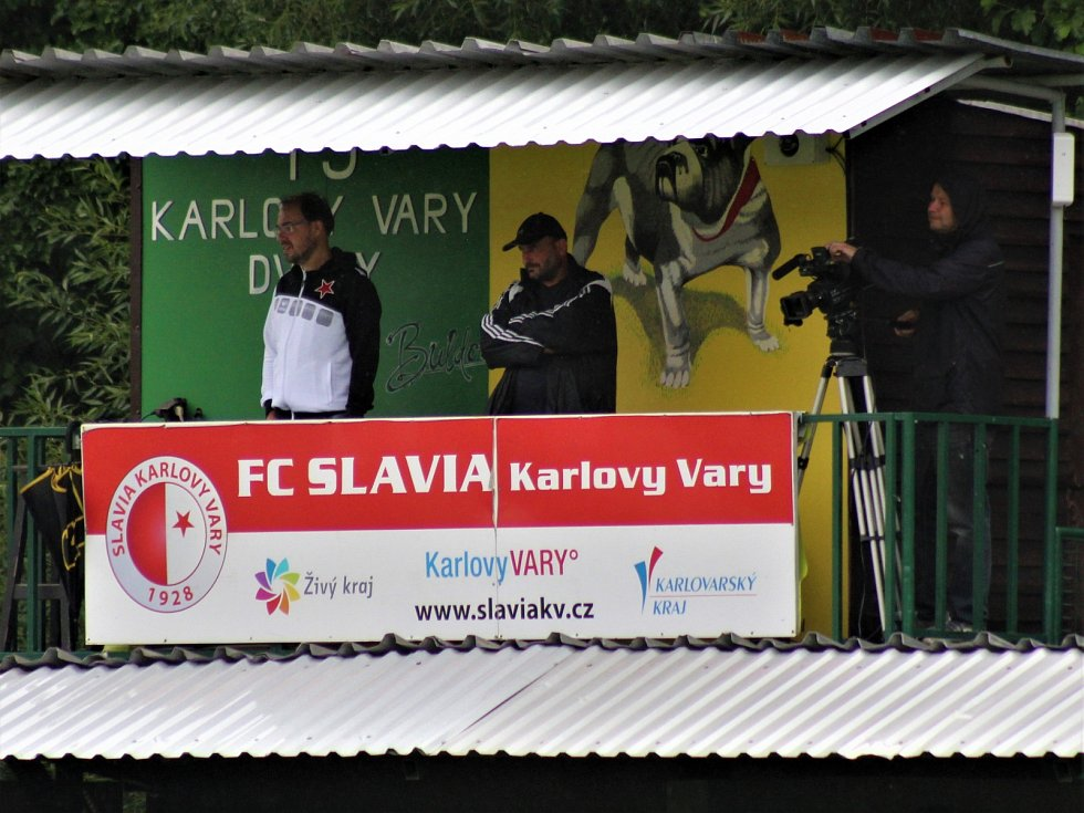 Slavia Karlovy Vary - Sokol Hostouň