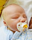 Pavlík Košař z Kraslic se narodil 22. 9. 2014