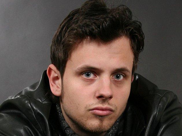 Jan Havelka, redaktor Karlovarského deníku.