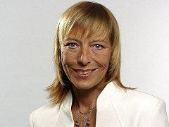 Bývalá náměstkyně Dagmar Laubová.