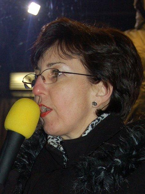 Jaroslava Švandrlíková, předsedkyně Svazu praktických lékařů