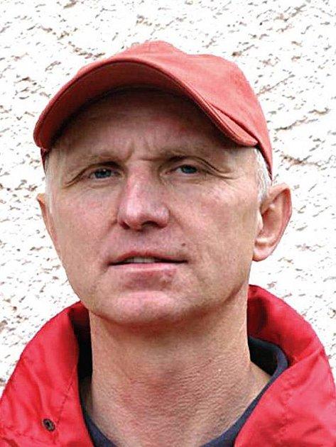 Luboš Melichar, trenér jáchymovských fotbalistů