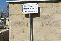 Mariánské Lázně mají svou ulici ve francouzském městě.