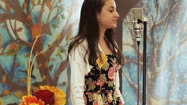 Karlovarský skřivánek je soutěž dětí a mládeže v sólovém zpěvu.
