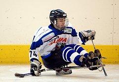 Michal Geier, útočník SKV Sharks K. Vary