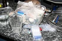 Policie dopadla velkého obchodníka s drogami.