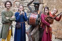Součástí programu bude i koncert středověké hudby skupiny Elthin.