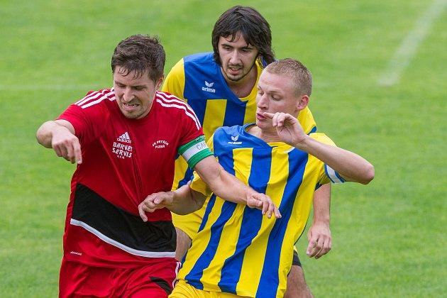 Mariánskolázeňští fotbalisté odjížděli do Plzně na hřiště Petřína scílem urvat alespoň bodík. To se ale nepovedlo.