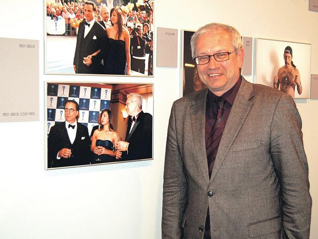 Josef Pavel, ředitel hotelu Thermal.