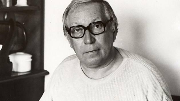 Akademický malíř Milan Kraus.