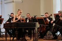 Karlovarský symfonický orchestr koncertoval v klášteru Machern v Bernkastel-Kues.