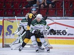Přípravné utkání HC Energie Karlovy Vary - HC Verva Litvínov