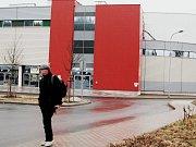 Karlovarská multifunkční aréna.