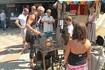 Oslavy výročí. Božičany žily v pátek a sobotu oslavou 650 let od založení obce. Lidí přišly davy a organizátorům přálo i počasí, které se vydařilo.