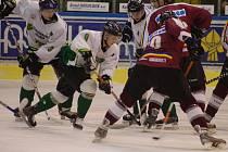 Play off juniorů, HC Energie vs Sparta Praha.