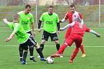 FC Slavia Karlovy Vary – TJ Sokol Živanice 0:2 (0:1).