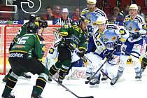 Karlovy Vary v 9. kole hokejové extraligy podlehly brněnské Kometě.