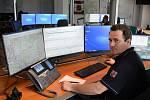 Provoz linky 112 mají na starost hasiči.