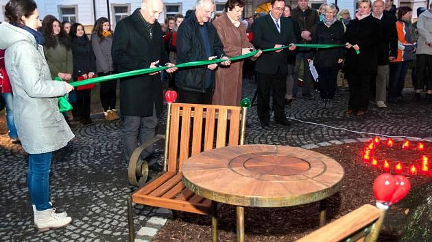 HAVLOVO místo nedávno otevřel i Nový Bor.