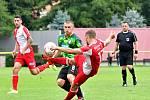 Karlovarská Slavia v generálce porazila Viktorii Plzeň U19 1:0.