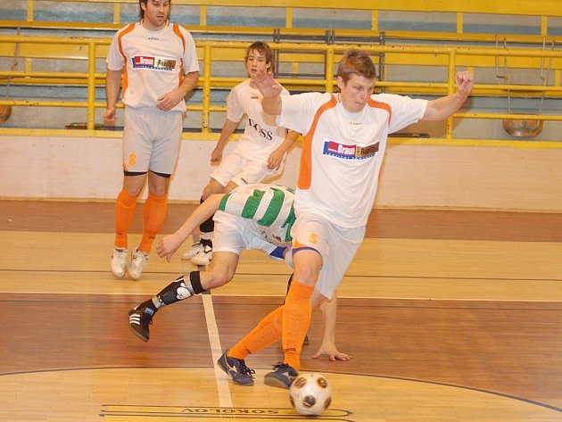 Futsal: Materia – Indoss B