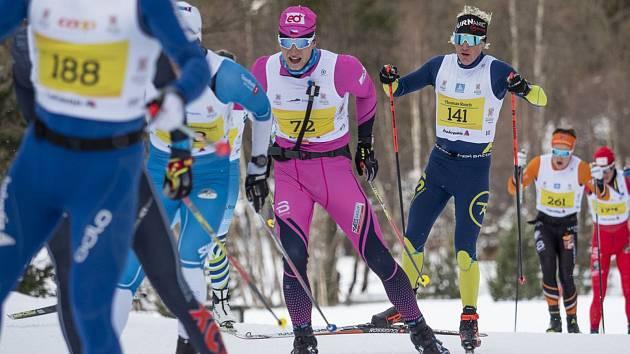Obě jedničky eD system Bauer Teamu bojovaly v bruslařské premiéře ve Visma Ski Classics o nejlepší desítku. Engadin Skimarathon přinesl třetí sezonní umístění v TOP10 pro Ilju Černousova, Kateřina Smutná pak za nejlepší desítkou zaostala o jedinou příčku.