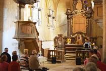 KOSTEL Nanebevzetí Panny Marie v Kozlově bude zachráněn pro další generace. Jeho oprava rok co rok pokračuje.