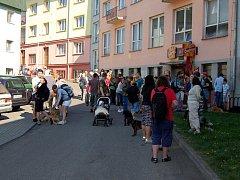 Pivní pochod Ostrov - Velichov