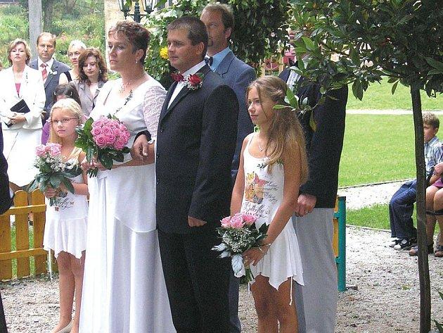 Svatba Trochu jinak.