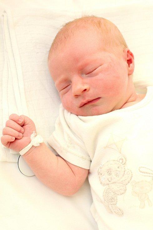Kačenka Svobodová z Nové Role se narodila 20. 6. 2013