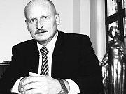 Předseda představenstva Sokolovské uhelné Jiří Pöpperl