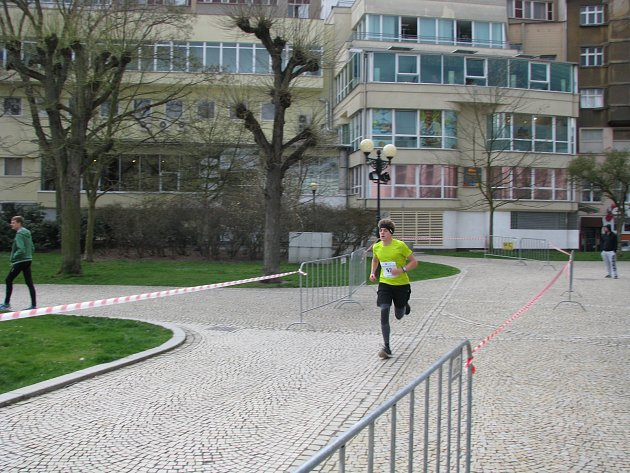 20. ročník Juniorského maratonu