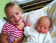 Kačenka Krotká z Ostrova se narodila 1. 10. 2012