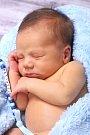 Matiášek Ádi z Chodova se narodil 23. 12. 2015