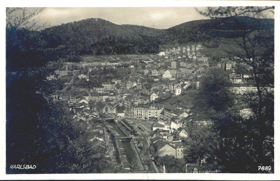Unikátní pohledy, které zobrazují nejen údolí řeky Teplé.