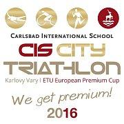 Carlsbad International School City Triathlon Karlovy Vary 2016 ETU Premium European Cup.