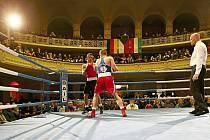 V ringu Národního domu se tentokrát střetnou borci z Česka a Slovenska.