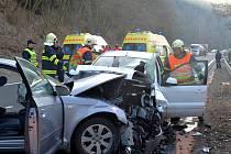 Tragická dopravní nehoda u Březové