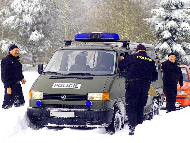 Policejní akce Úklid. V druhé letošní preventivní akci policisté kontrolovali chatové oblasti na Tepelsku.