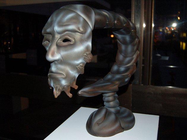 Festival uměleckého skla, doprovodná akce Mezinárodního filmového festivalu.