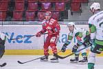 41. kolo hokejové Tipsport extraligy HC Energie Karlovy Vary - HC Oceláři Třinec
