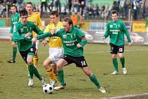 Sokolov se střetl s Bohemians na svém hřišti v rámci II. ligy v roce 2009, kdy prohrál 1:2. Na utkání si našlo cestu 2860 diváků.