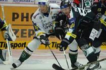 Hokej Karlovy Vary vs. Mladá Boleslav 3:4