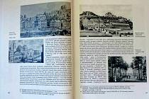 Nová kniha věnovaná karlovarské architektuře.