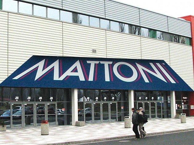 Karlovarská KV Arena by měla od příštího roku nést název Mattoni Arena